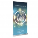 "39"" w x 82"" h Retractable Banner Stand - Quick Change Cartridge"